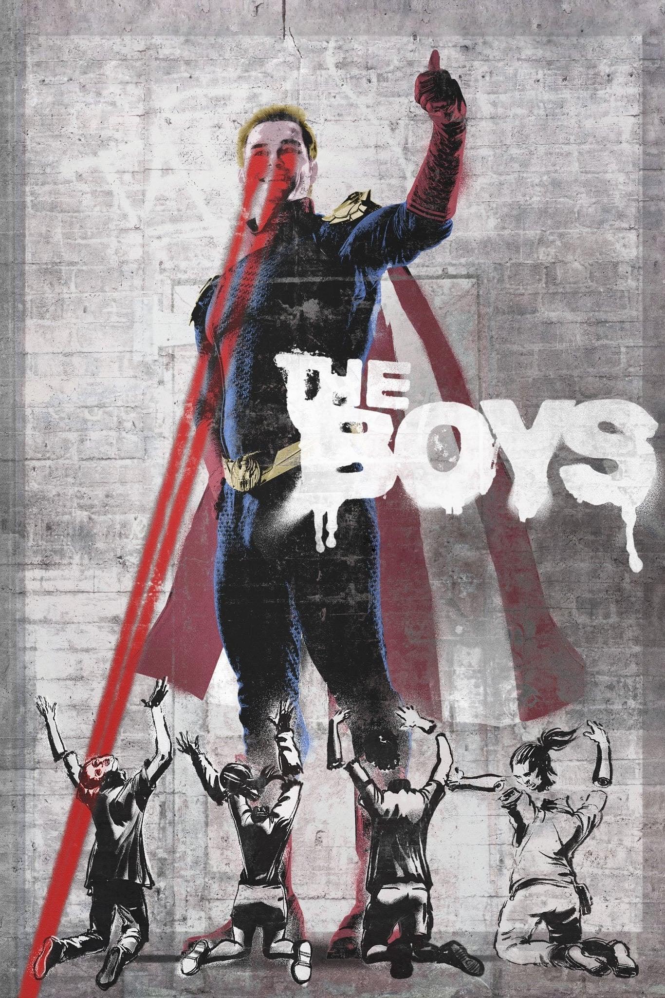 Assistir The Boys, Os Rapazes