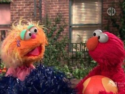 Sesame Street Season 39 :Episode 18  Three Cheers for Us