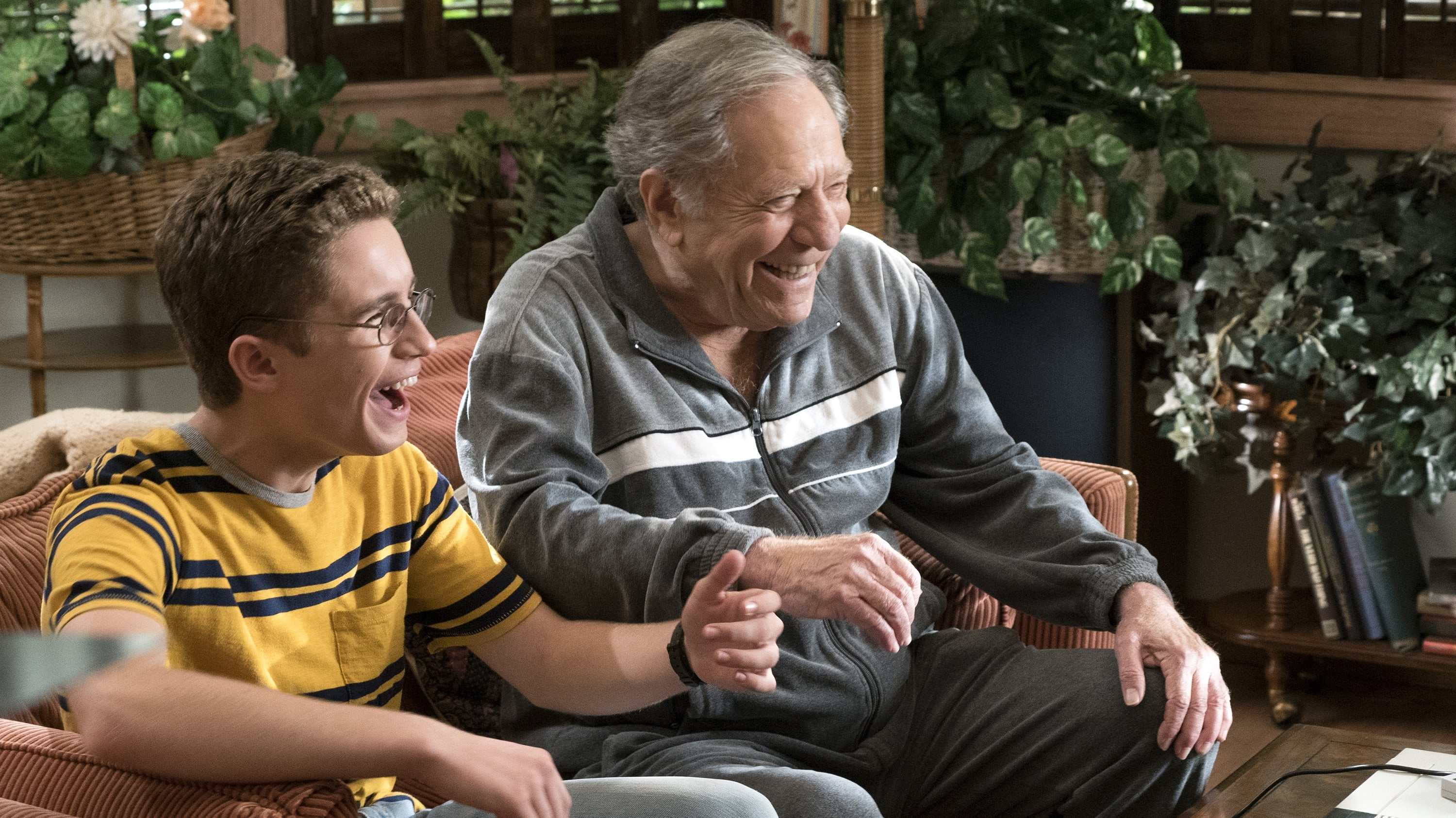 The Goldbergs Season 5 :Episode 2  Hogan Is My Grandfather