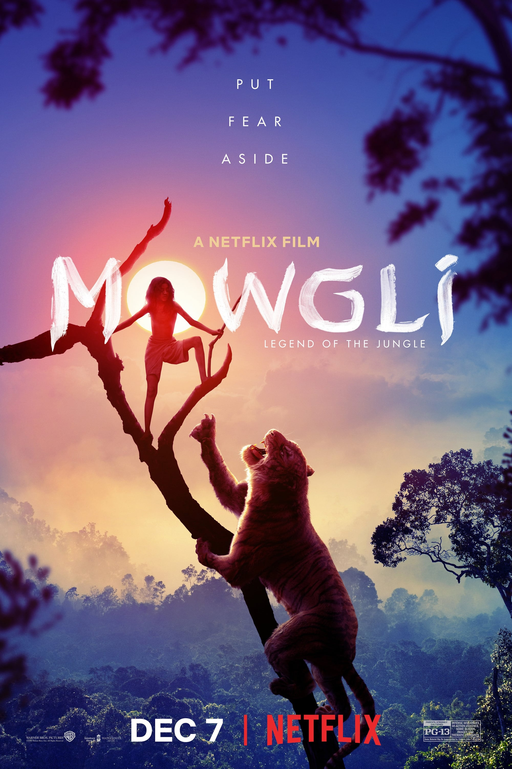Mowgli: Legend of the Jungle Movies