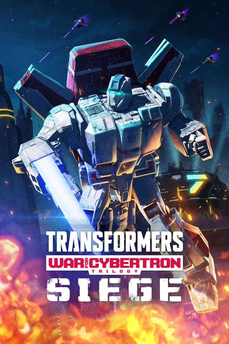 Transformers: War for Cybertron: Siege (2020)