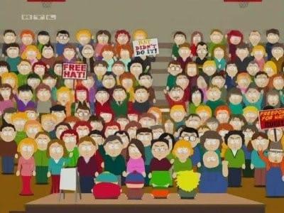 South Park Season 6 :Episode 9  Free Hat