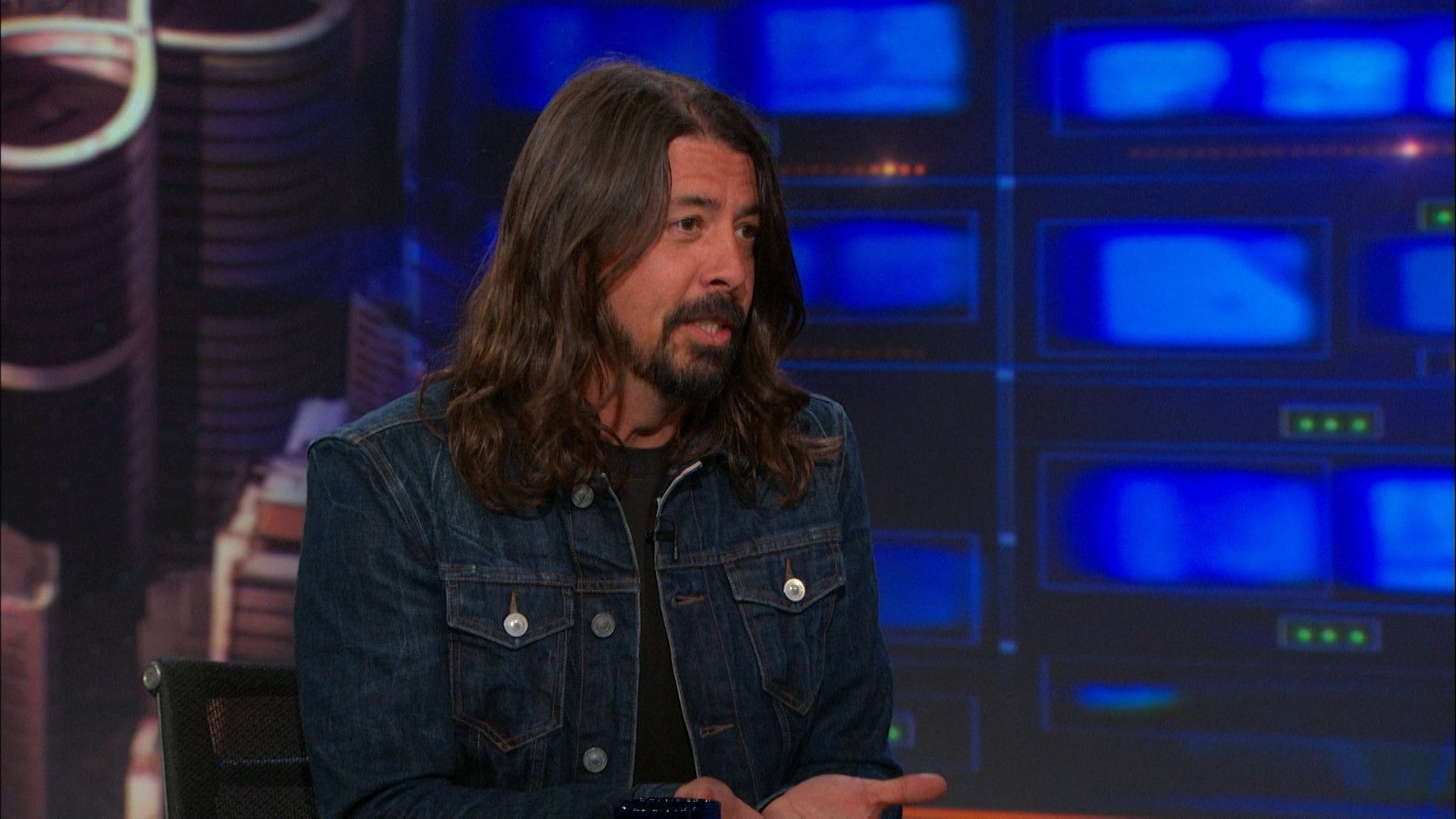 The Daily Show with Trevor Noah Season 20 :Episode 31  Dave Grohl