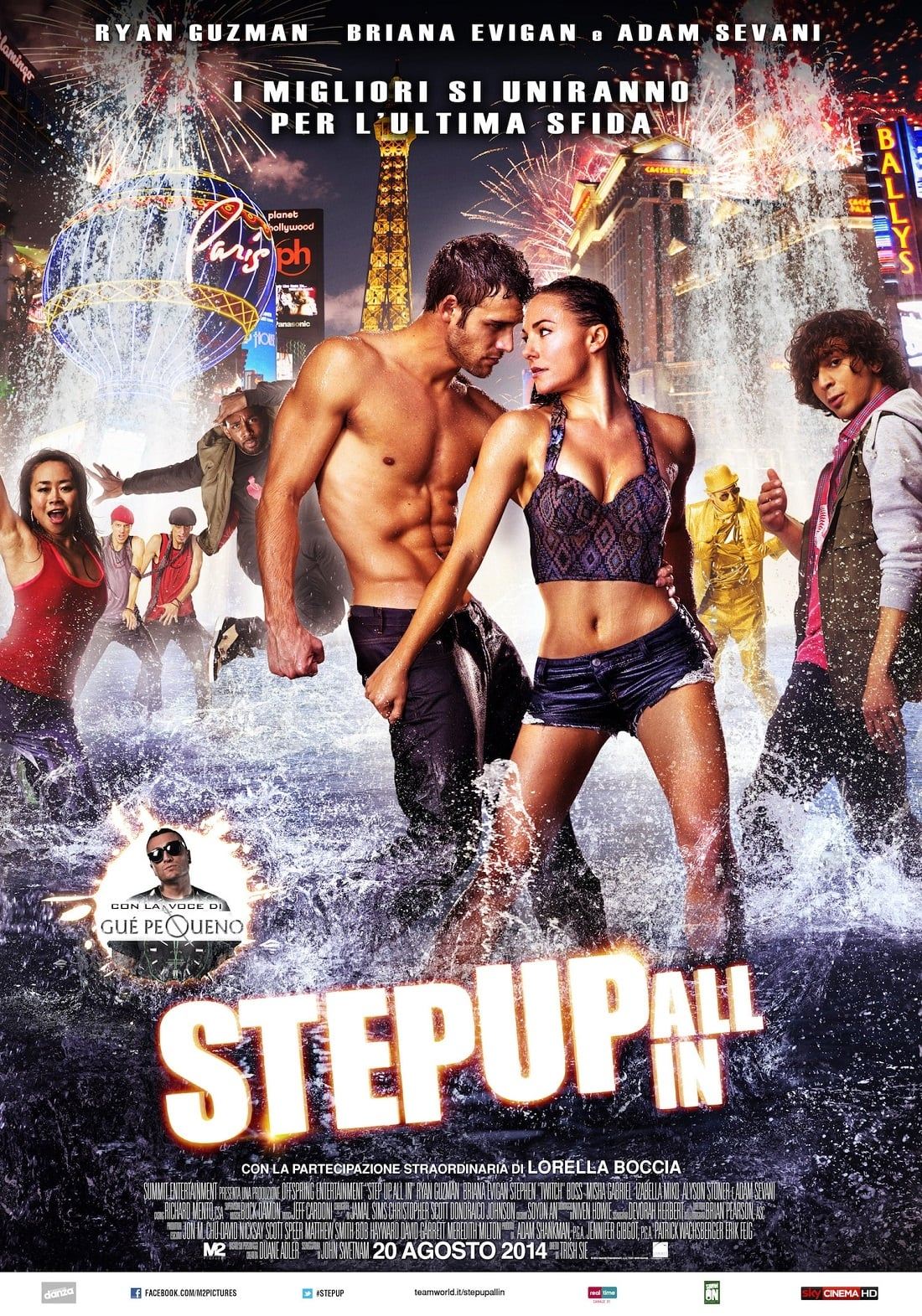Step Up All In Kinox