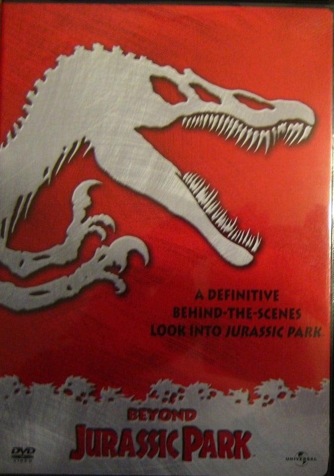 Ver Beyond Jurassic Park Online HD Español (2001)