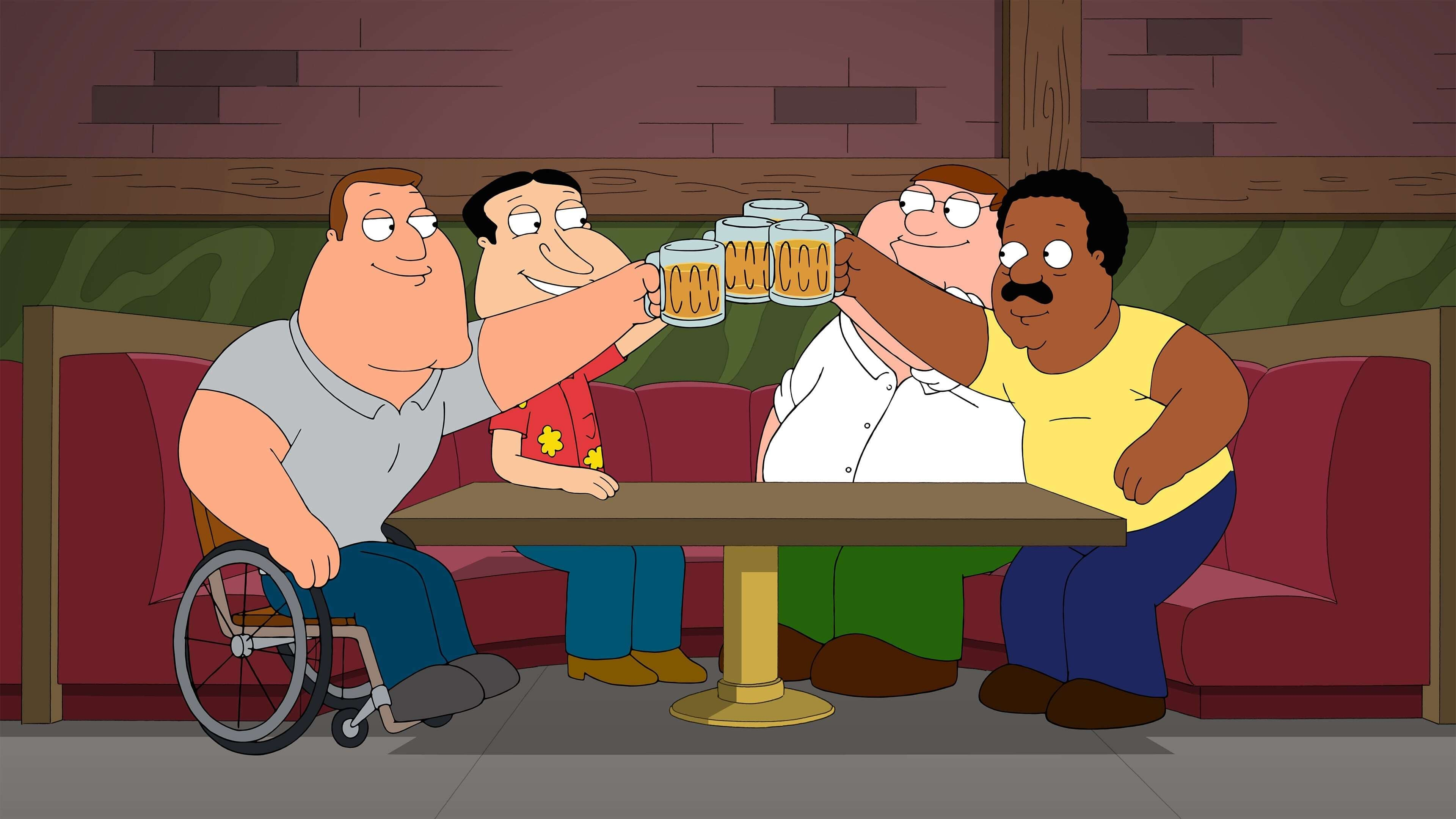 Family Guy Season 12 :Episode 19  Meg Stinks!