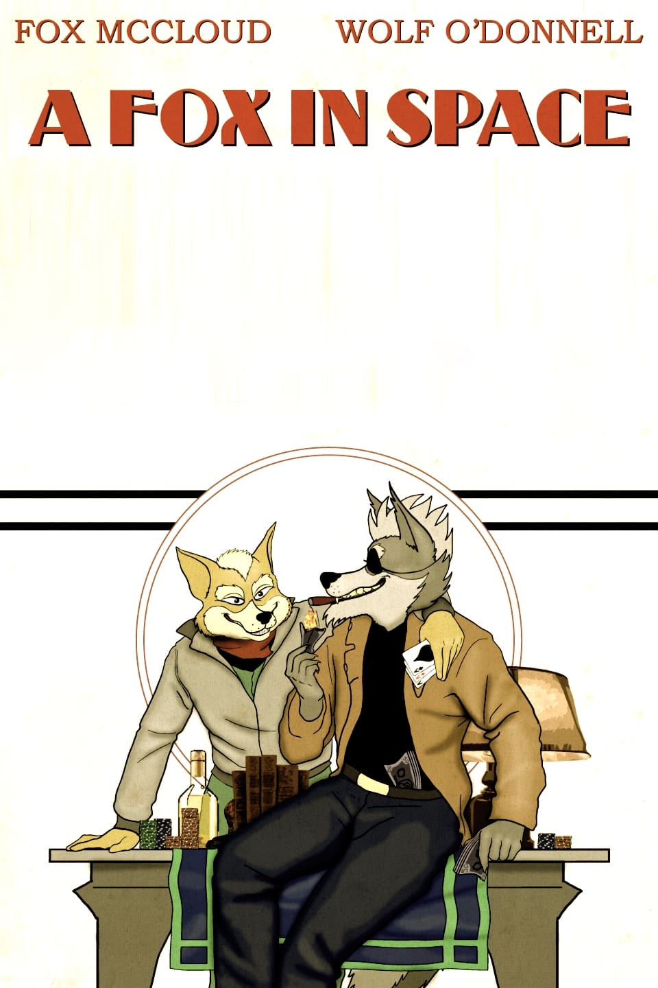 A Fox in Space TV Shows About Anthropomorphism