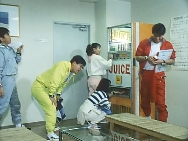 Super Sentai Season 15 :Episode 11  A Dangerous Game