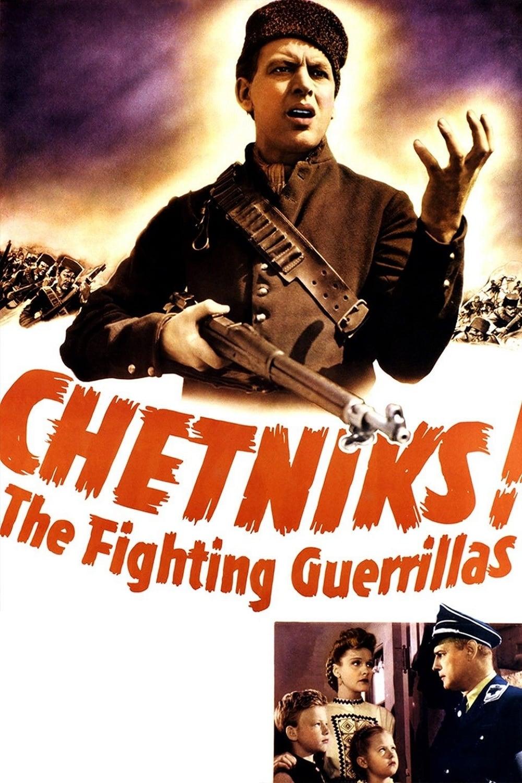 Chetniks! poster