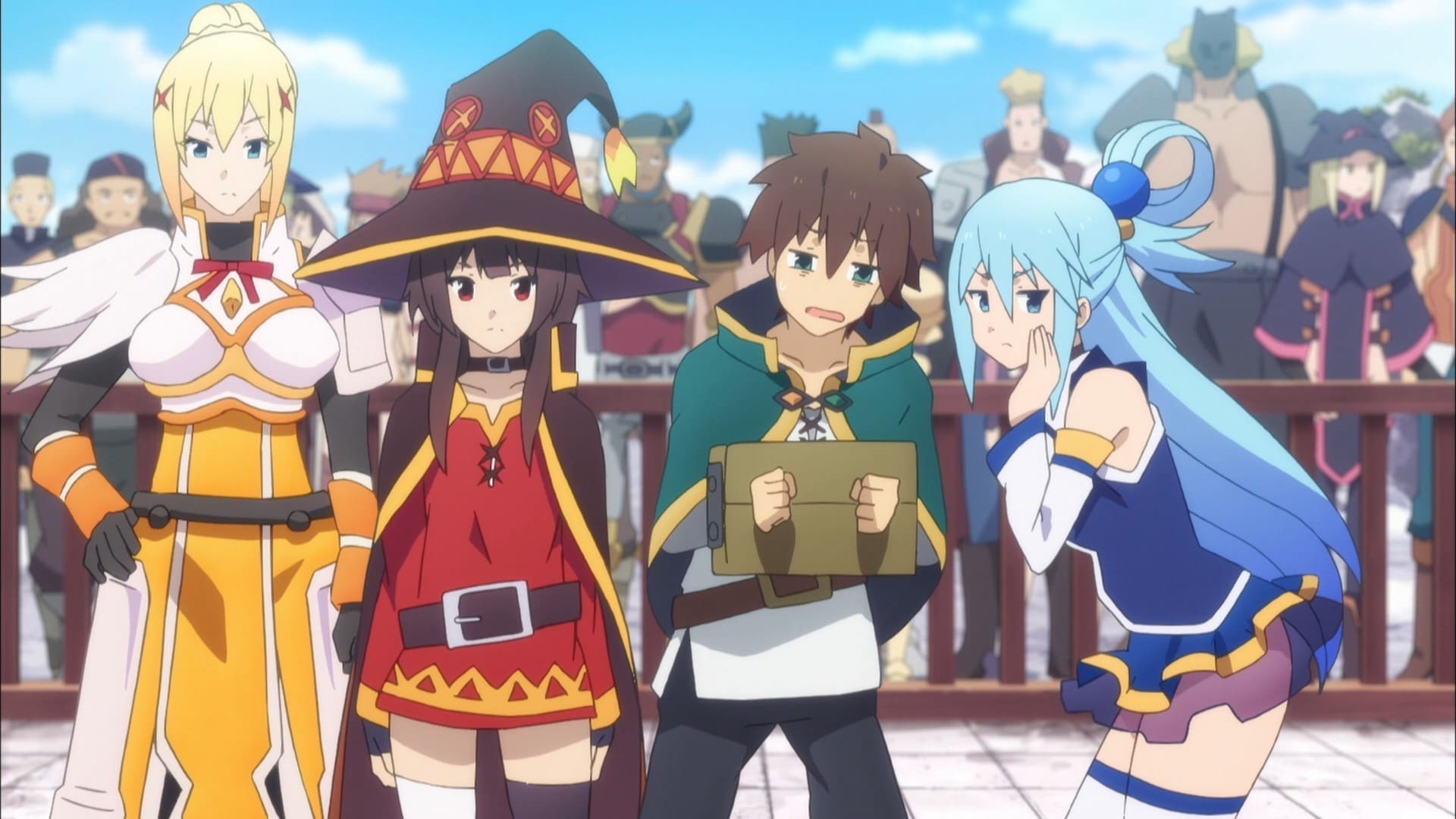 Image Who is Megumin ?