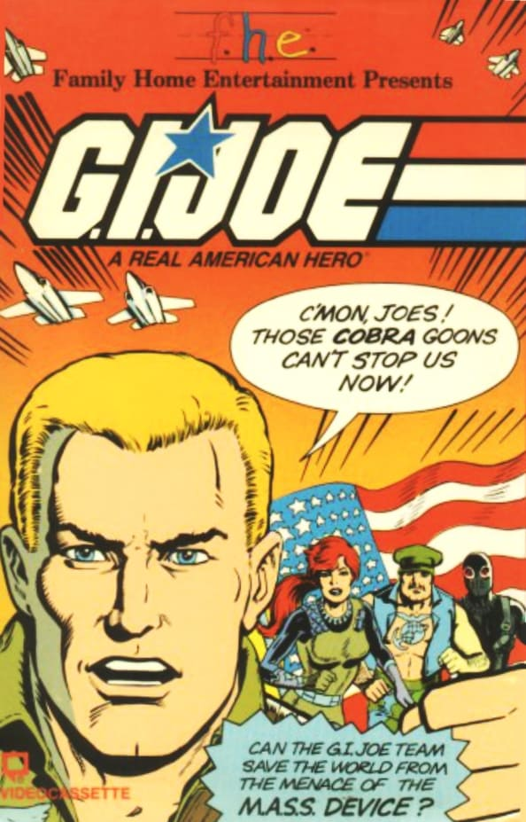 Ver G.I. Joe: A Real American Hero Online HD Español ()