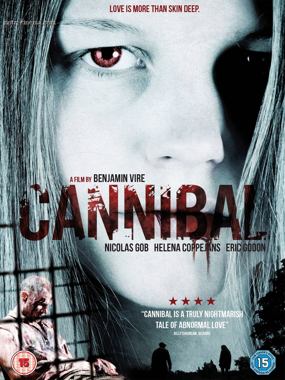 Cannibal on FREECABLE TV