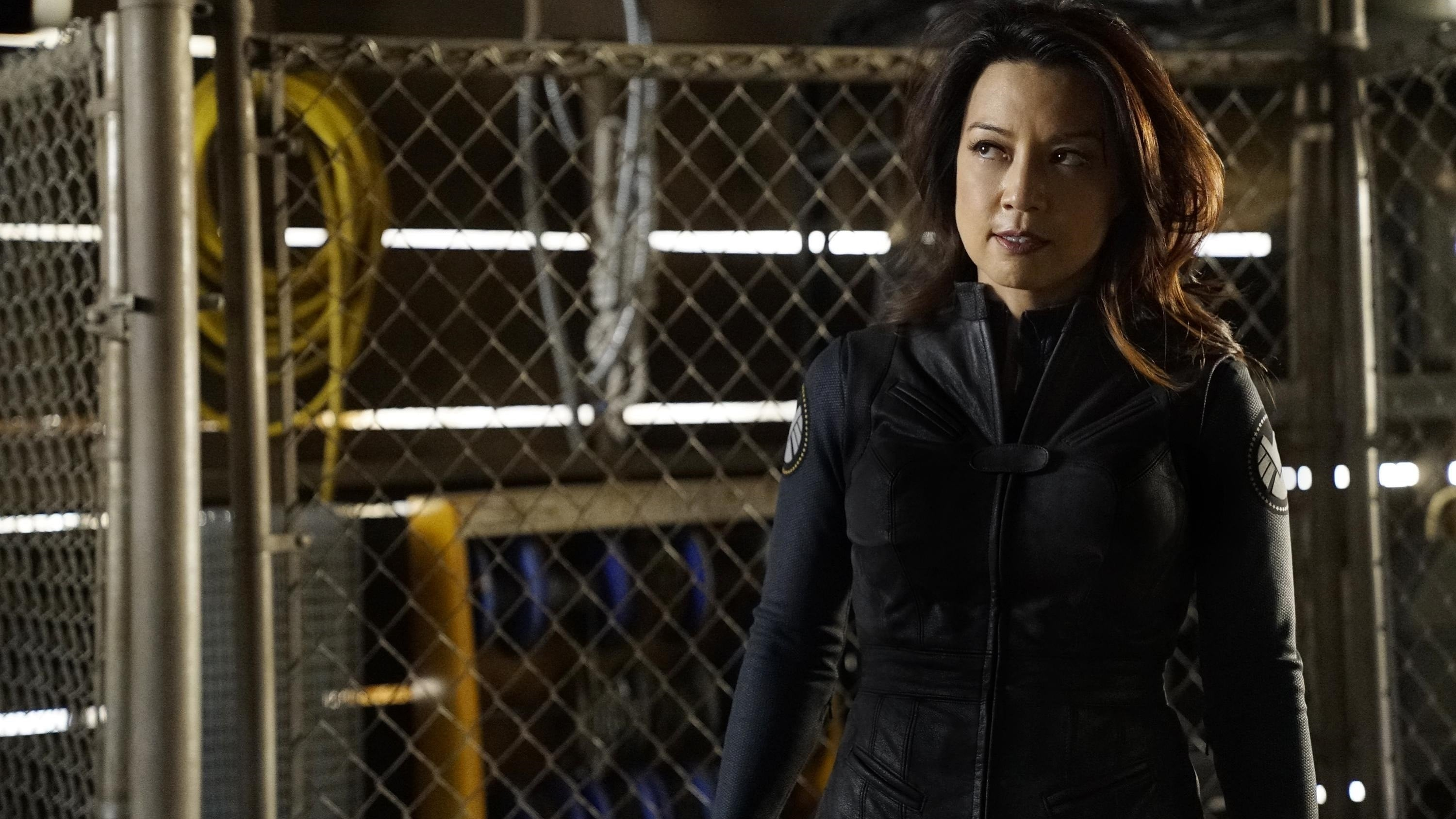 Marvel's Agents of S.H.I.E.L.D. Season 4 :Episode 10  The Patriot