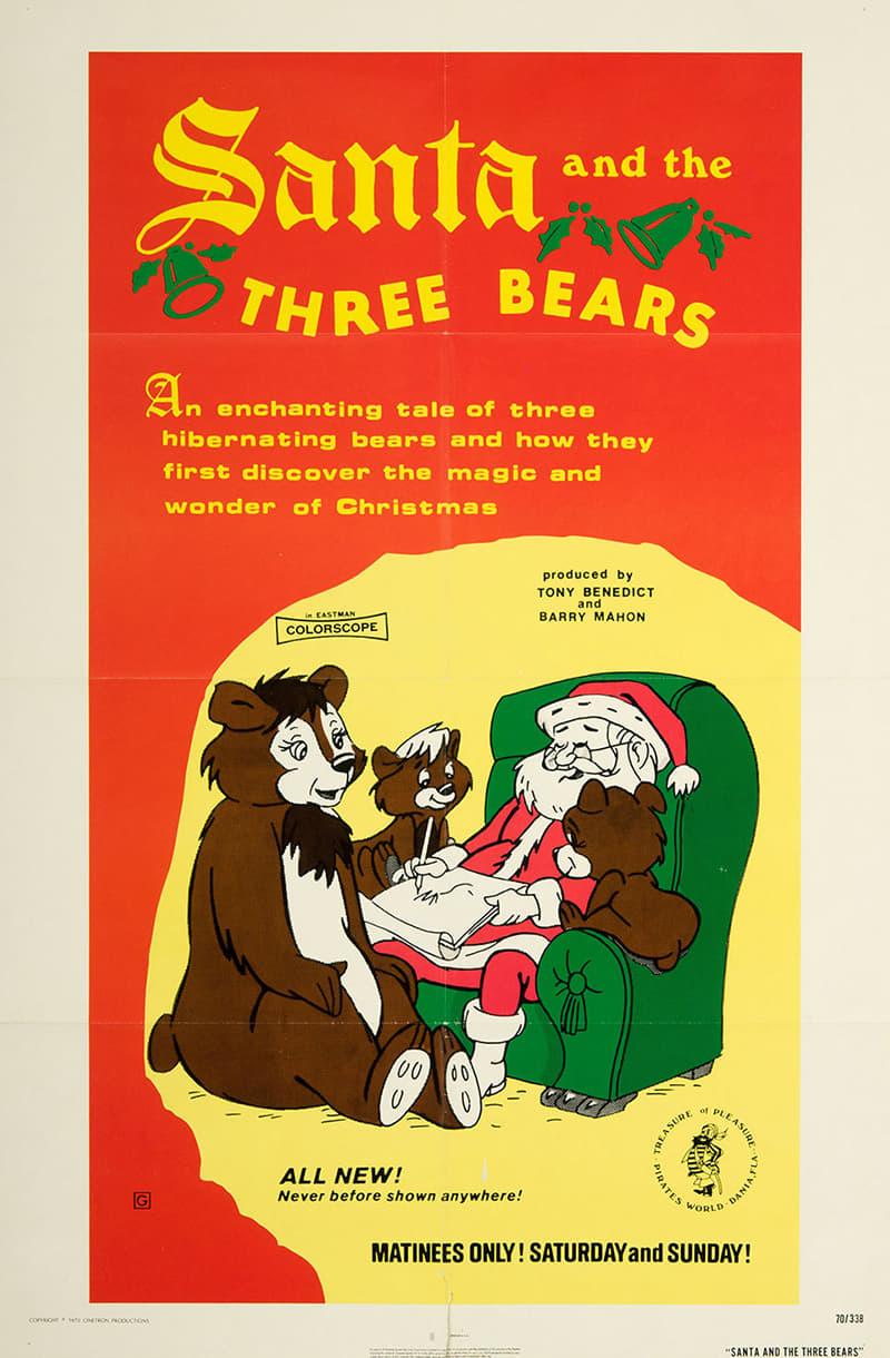 Santa and the Three Bears on FREECABLE TV