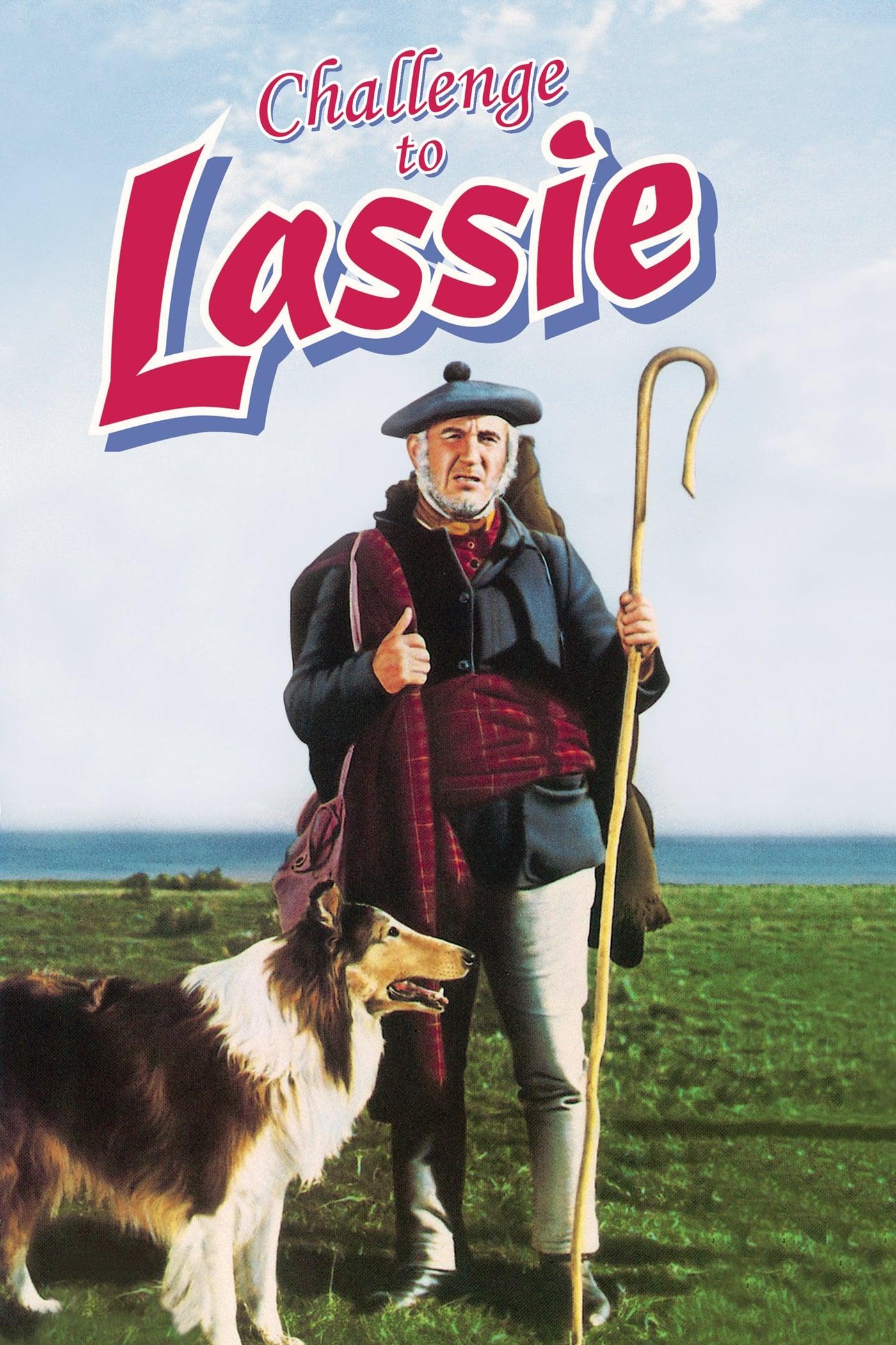 Challenge to Lassie (1949)