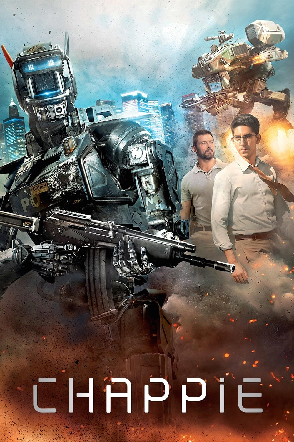 Watch Chappie Online