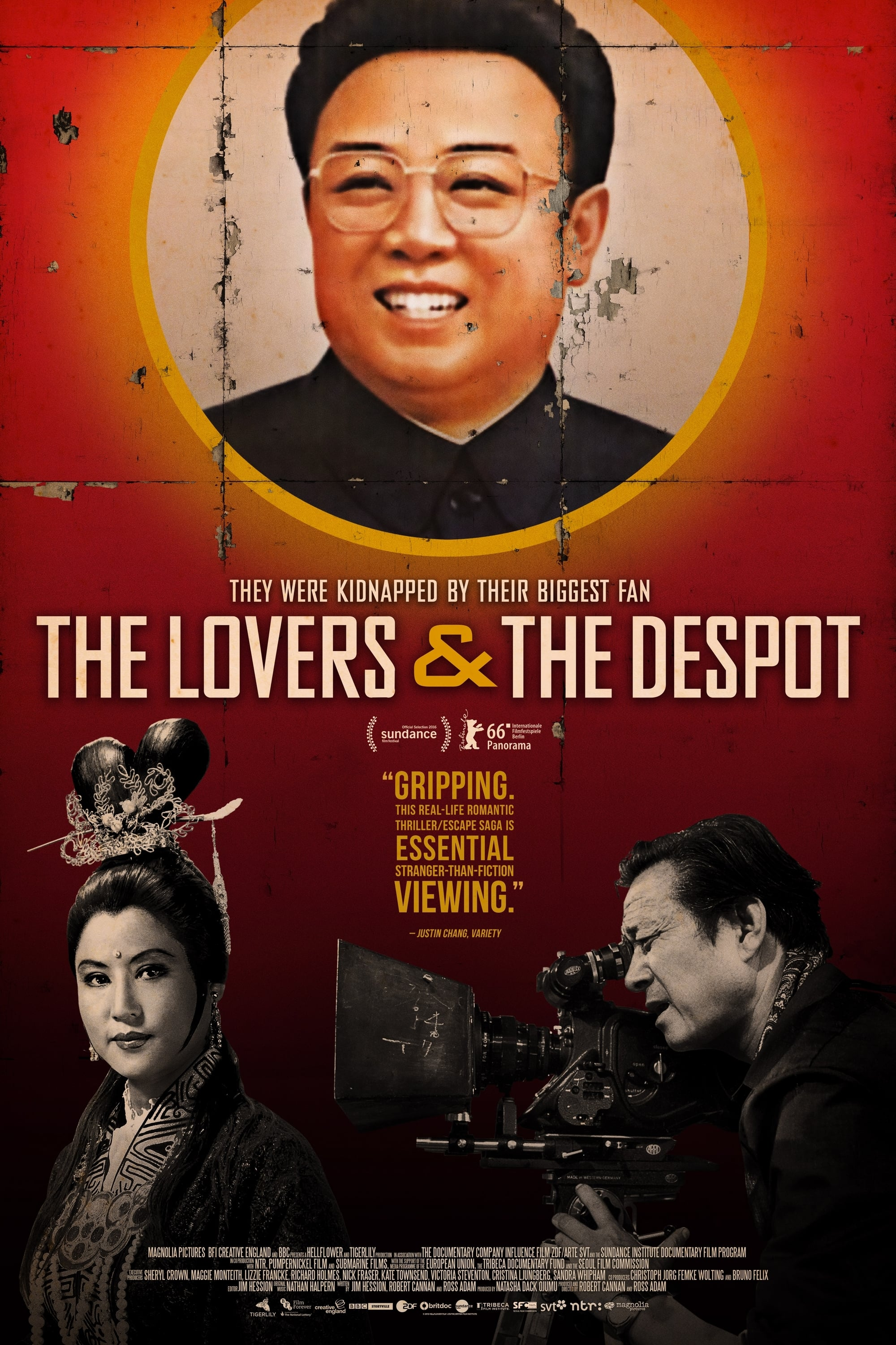 The Lovers & the Despot on FREECABLE TV