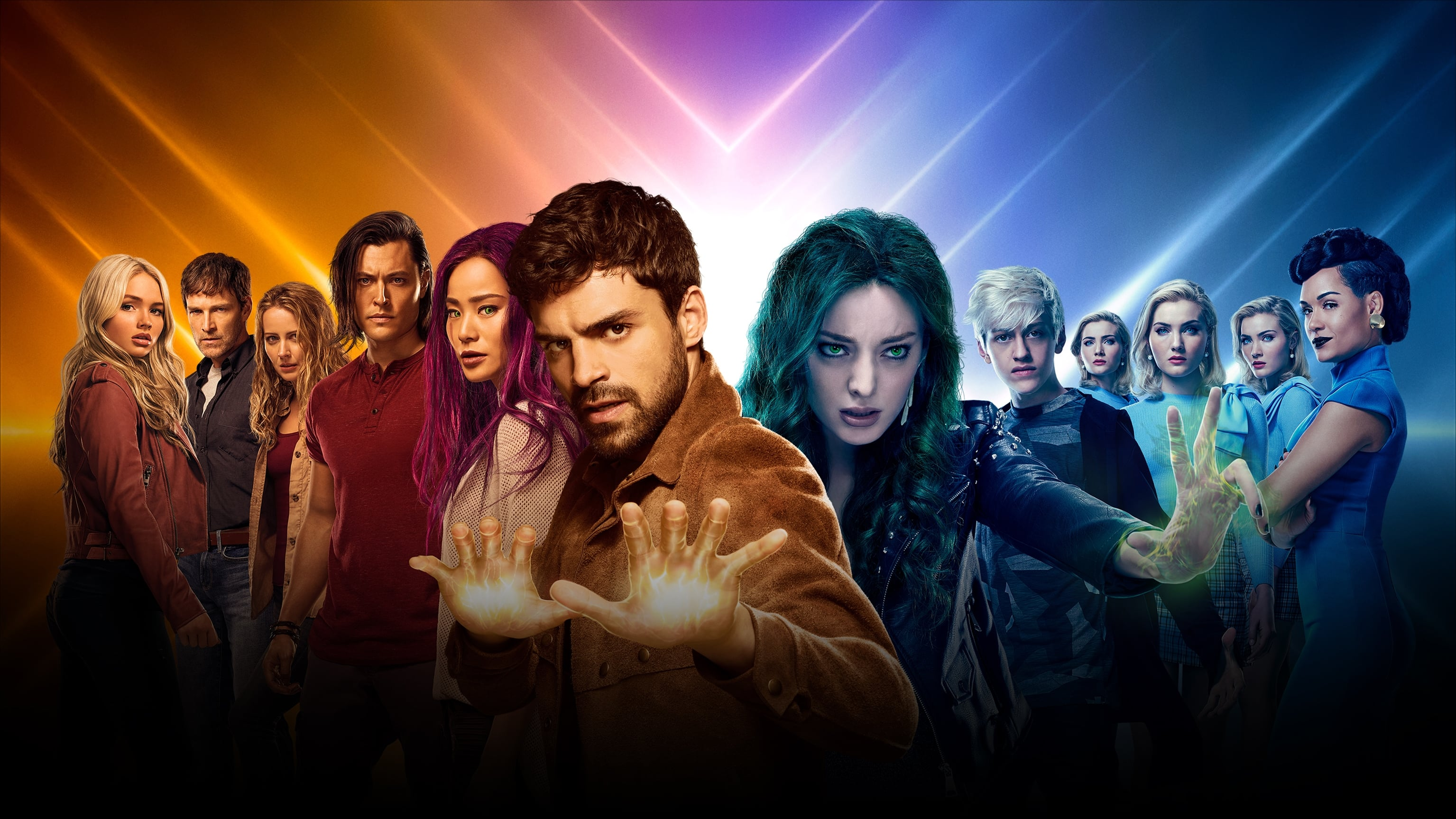 the gifted staffel 2 stream