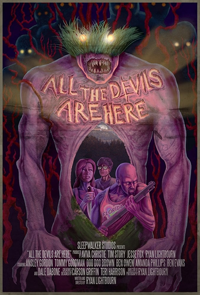 watch All the Devils are Here 2017 online free
