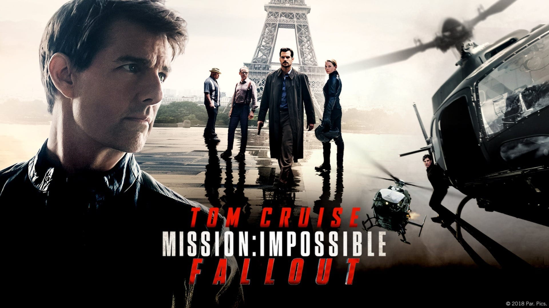 Mission: Impossible - Fallout, <span>Movie – Mission: Impossible – Fallout</span>, KandZ
