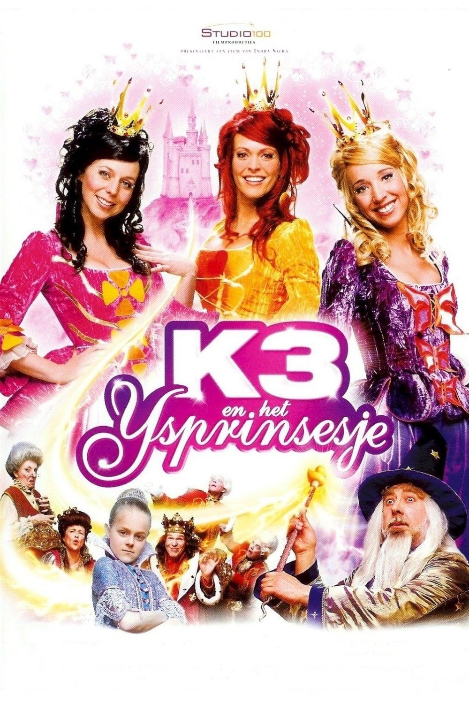 watch K3 en het IJsprinsesje 2006 online free