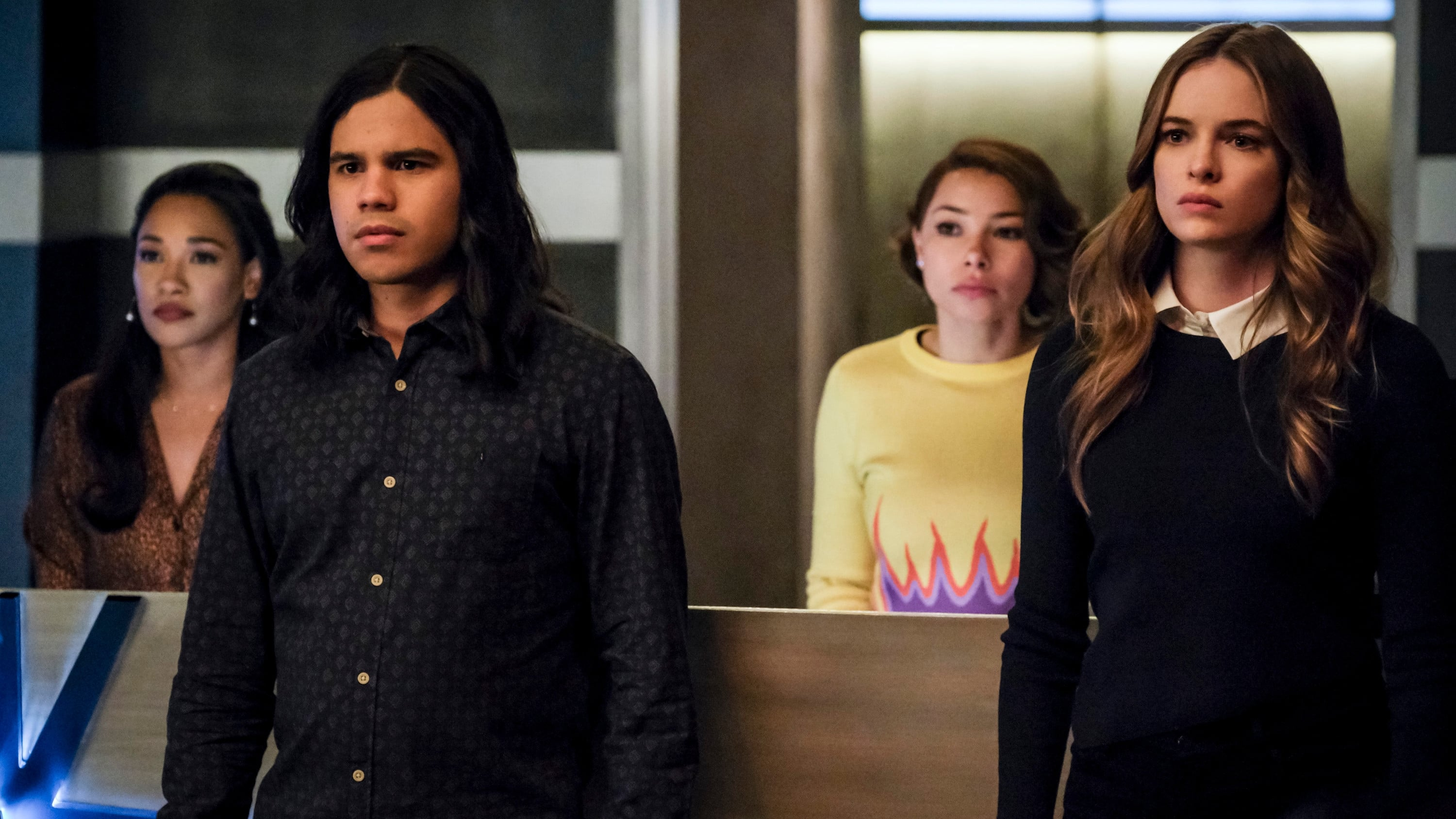 The Flash Season 5 :Episode 16  Failure is an Orphan