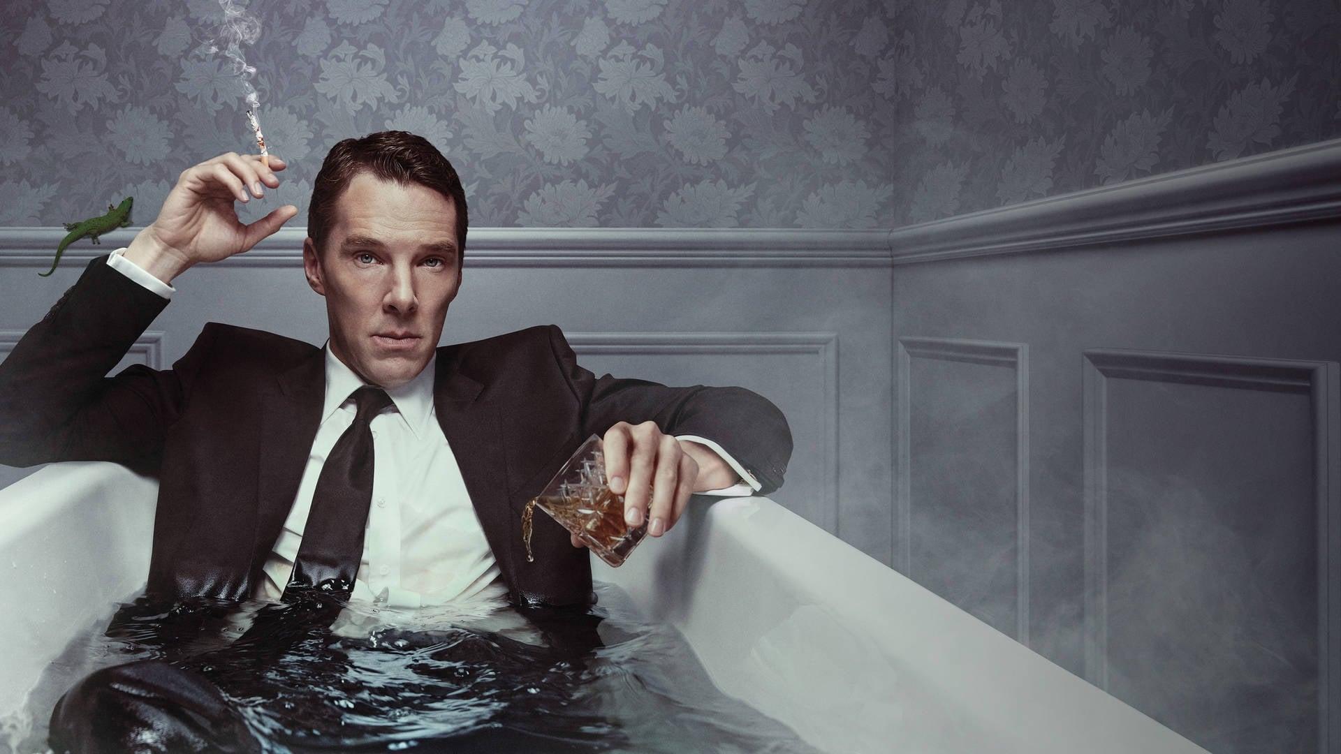 "1. Staffel ""Patrick Melrose"" mit Benedict Cumberbatch auf Sky"