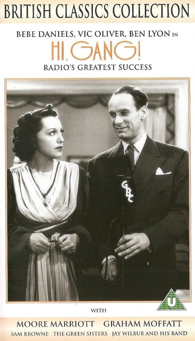 Ver Hi Gang! Online HD Español (1941)