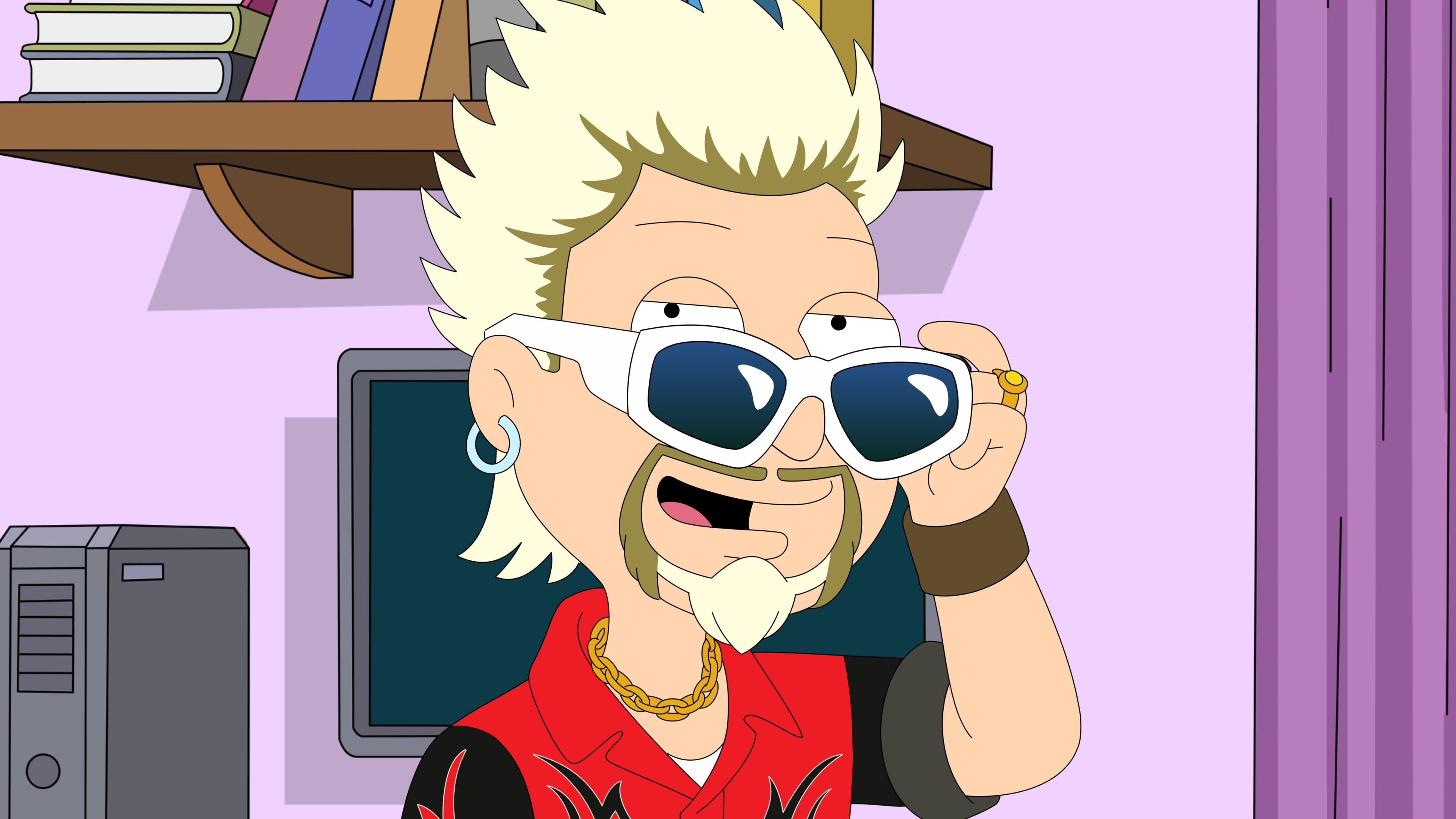American Dad! Season 15 :Episode 14  Flavortown