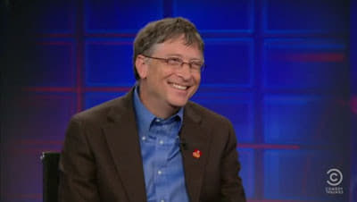 The Daily Show with Trevor Noah Season 16 :Episode 17  Bill Gates