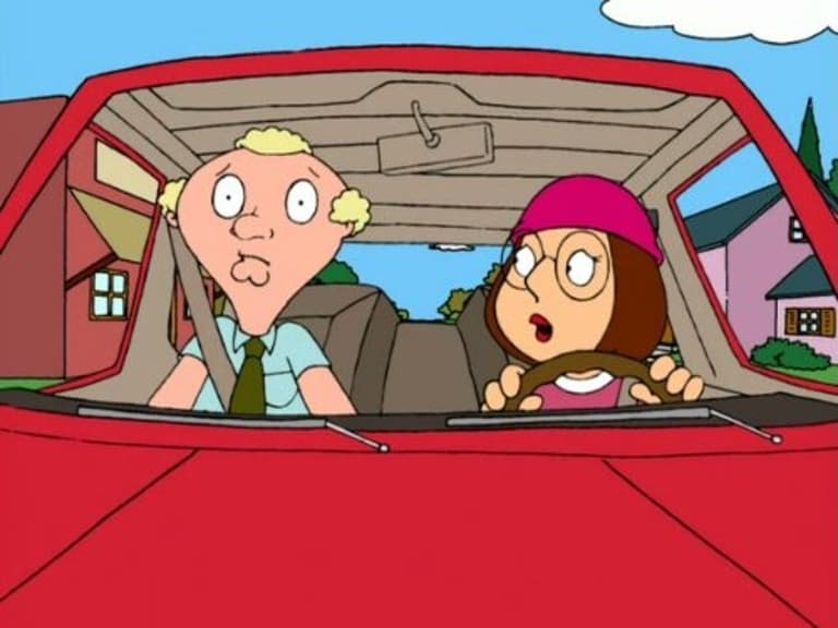 Family Guy Season 1 :Episode 2  I Never Met the Dead Man