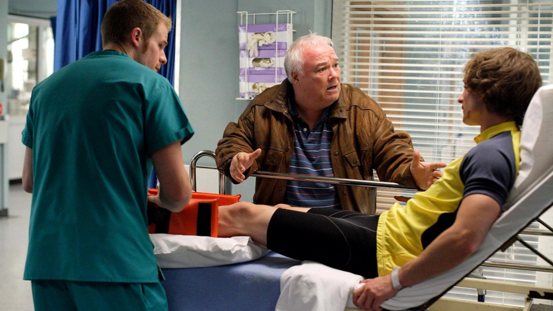 Casualty Season 25 :Episode 14  Grandiosity