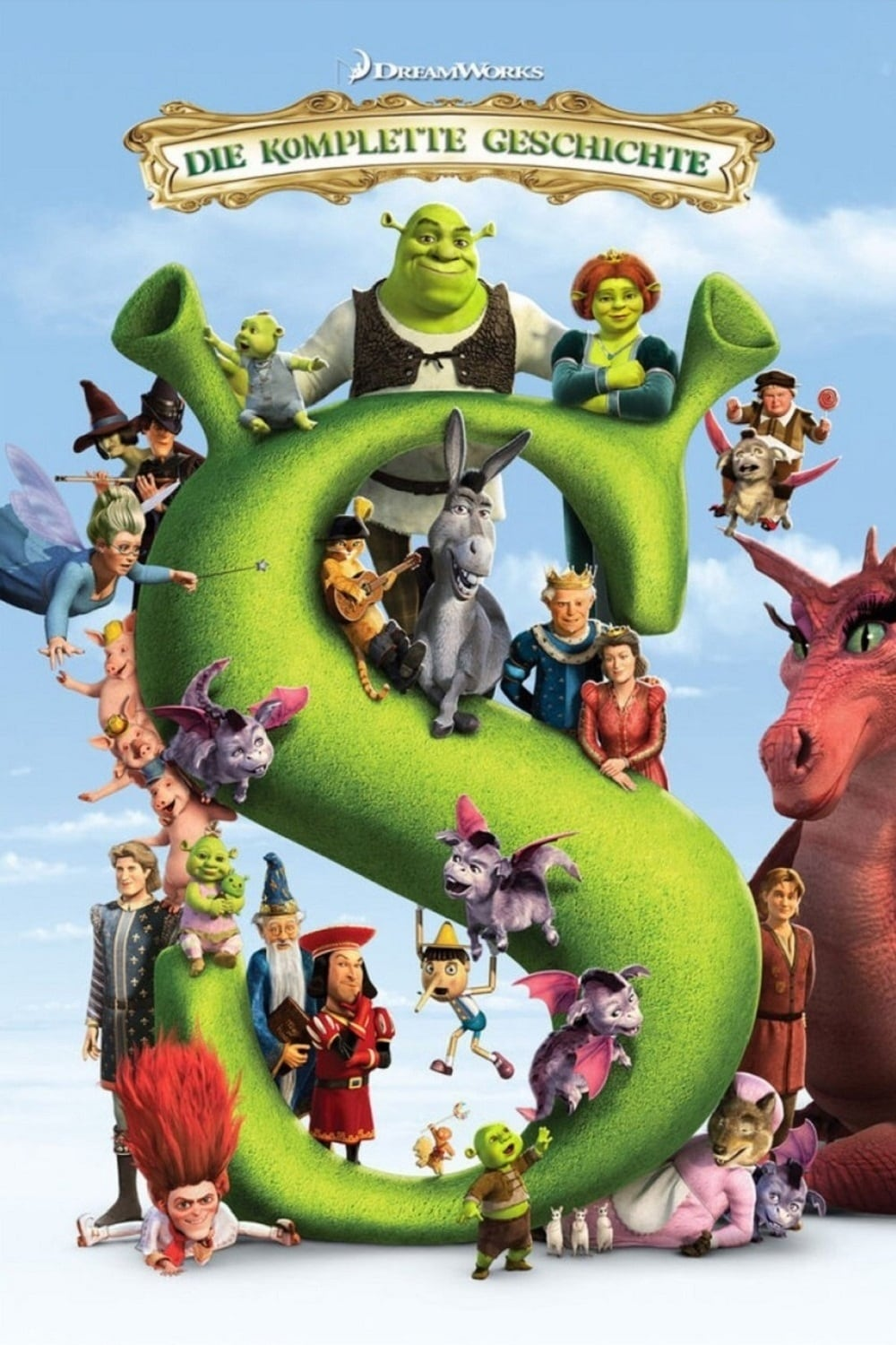 All movies from Shrek Collection saga are on movies.film ...