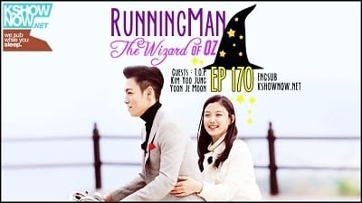 Running Man Season 1 :Episode 170  The Wizard of Oz