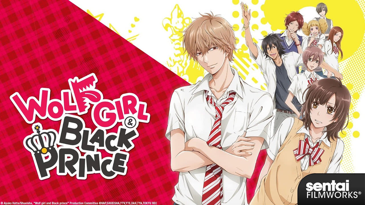 Wolf Girl & Black Prince (TV Series 2014-2014) - Backdrops