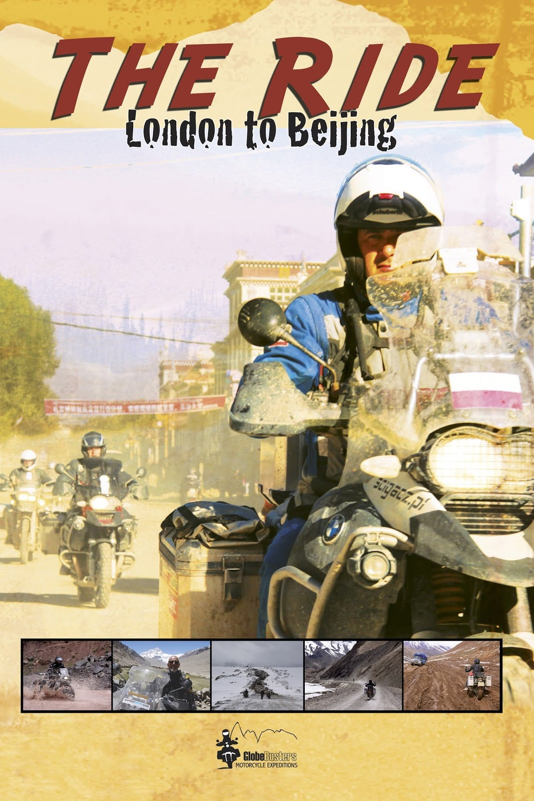 The Ride London to Beijing TV Shows About Motorcycle
