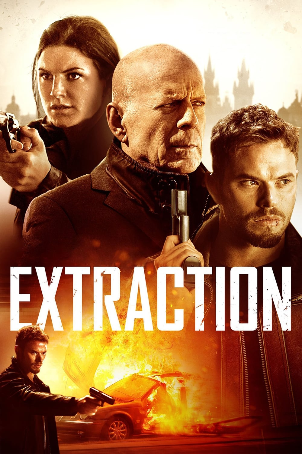 Movie review: Characters relationship makes Extraction