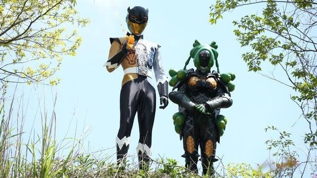 Super Sentai Season 40 :Episode 17  An Extra Player Interlopes