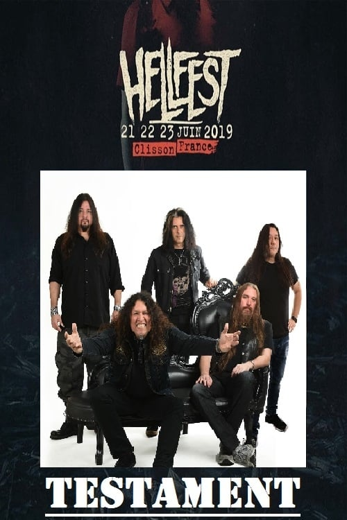 Testament au Hellfest 2019 (2019)