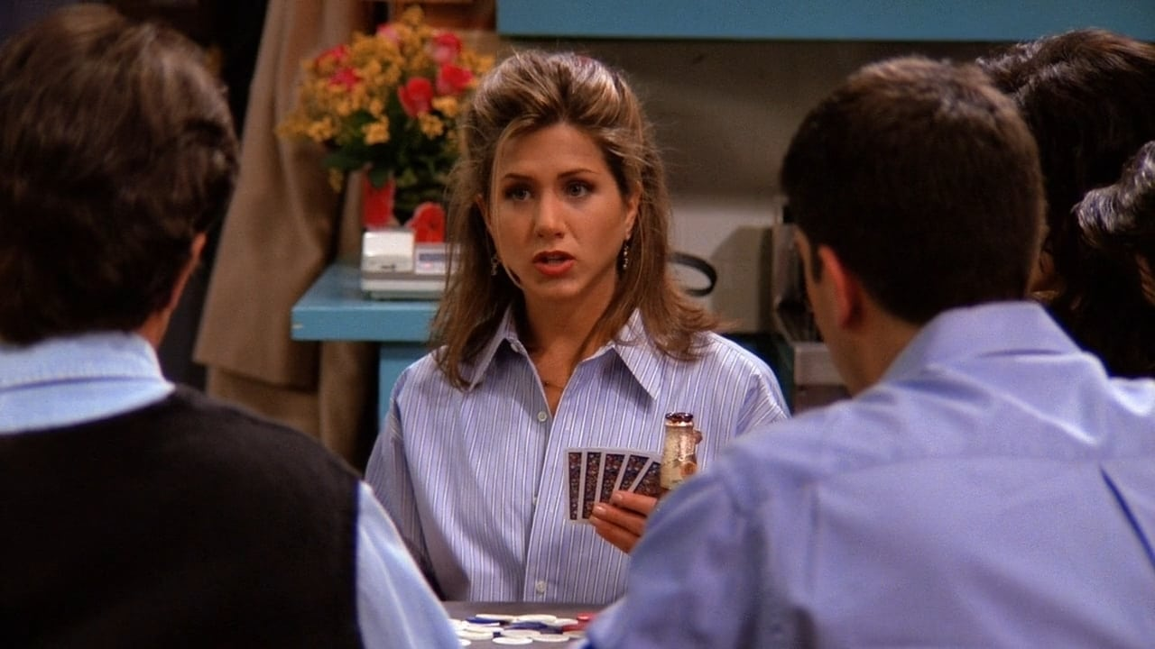 Friends Season 1 :Episode 18  The One with All the Poker