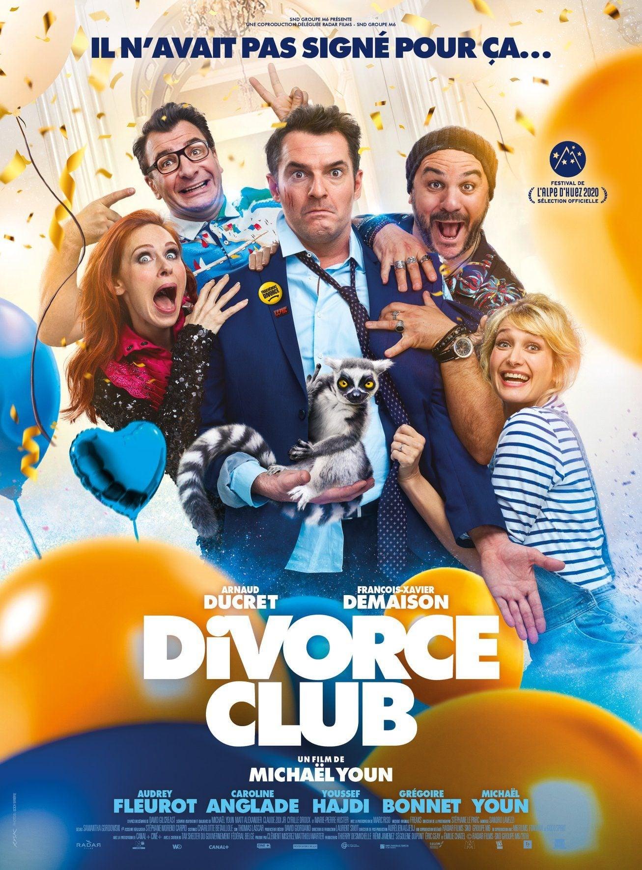 voir film Divorce Club streaming
