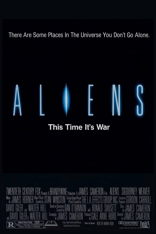 Adult Cd Universe aliens (1986) - posters — the movie database (tmdb)
