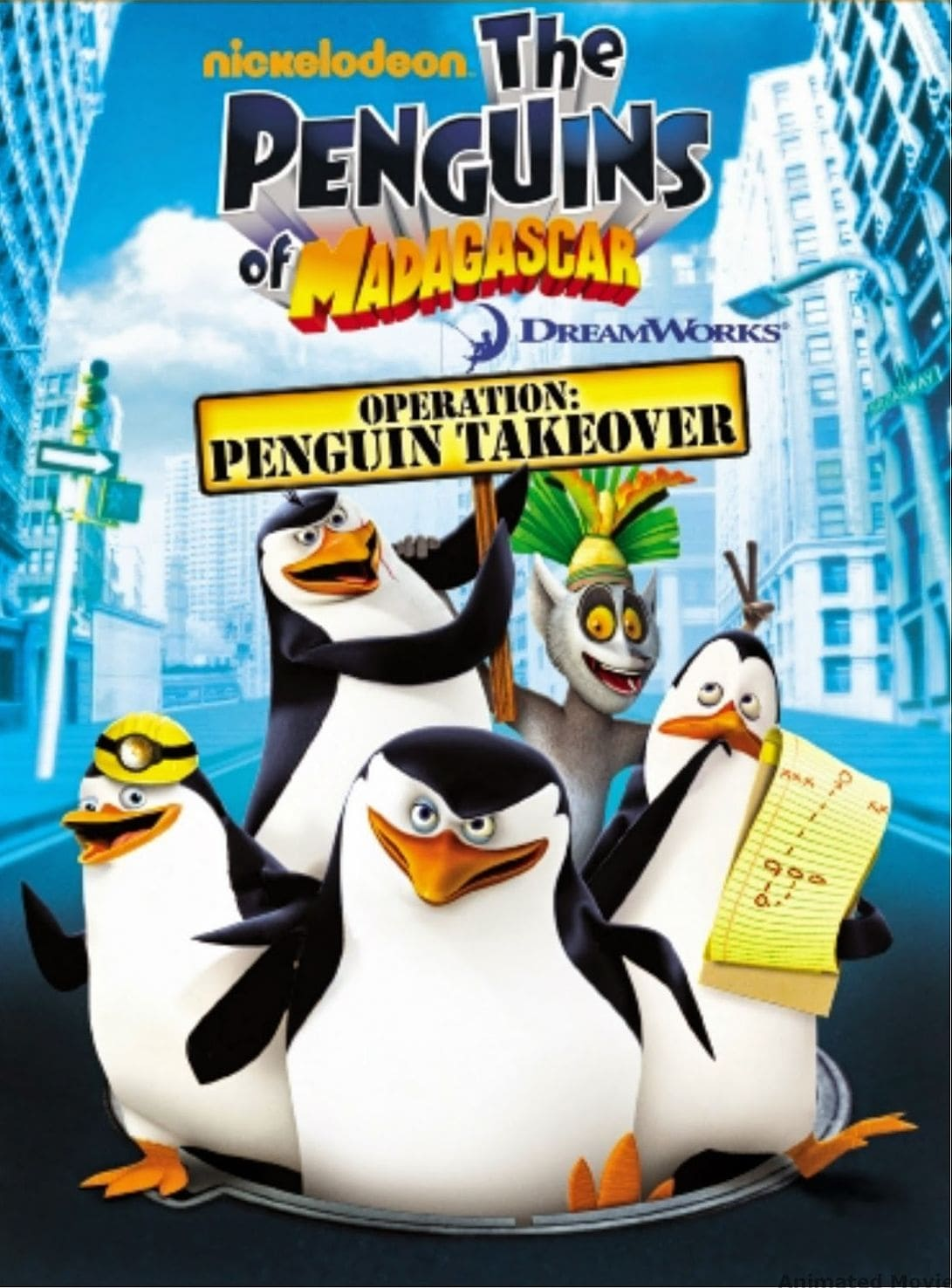 The Penguins of Madagascar: Operation Search and Rescue (2014)
