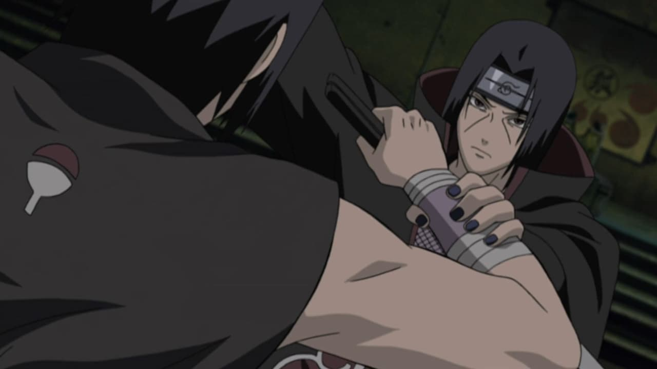Naruto Shippūden Season 6 :Episode 136  The Light & Dark of the Mangekyo Sharingan