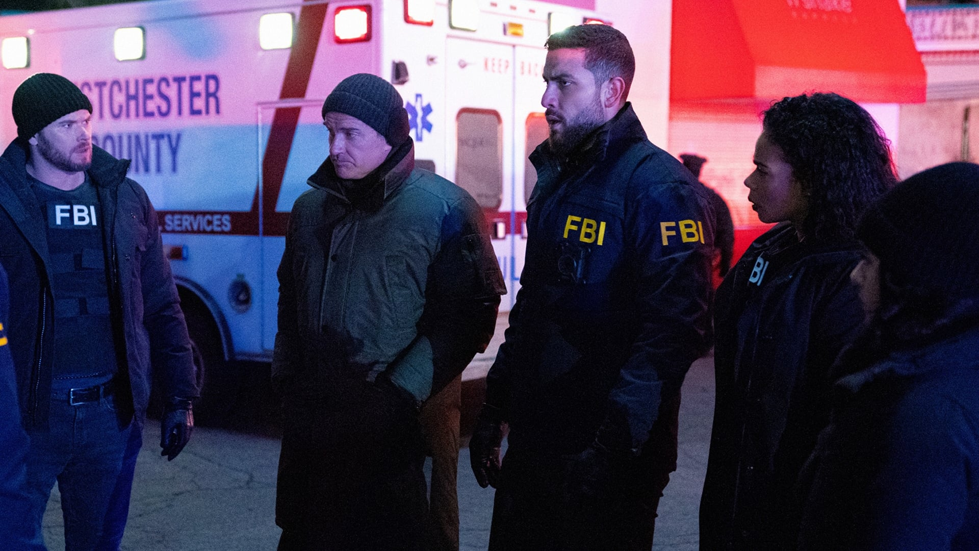 FBI Season 2 :Episode 18  American Dreams (I)