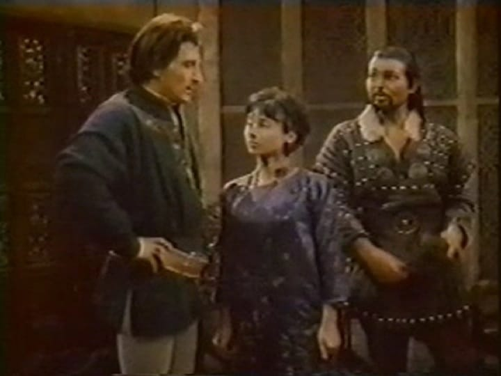 Doctor Who Season 1 :Episode 19  Mighty Kublai Khan