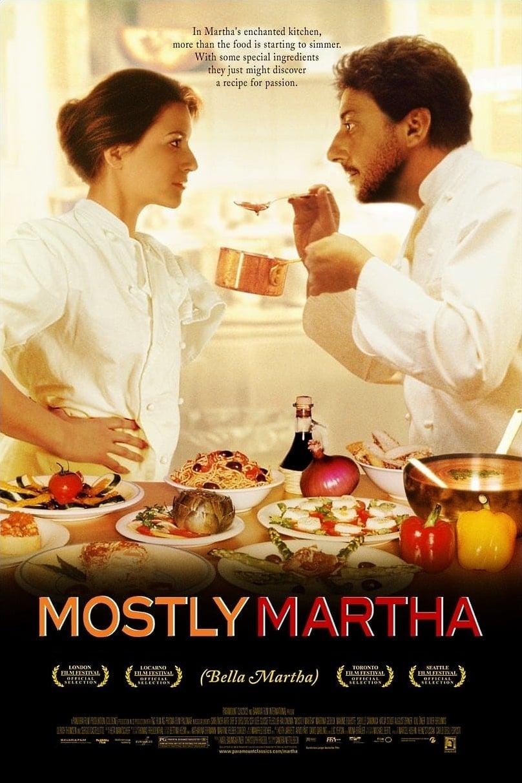Chère Martha - 2004