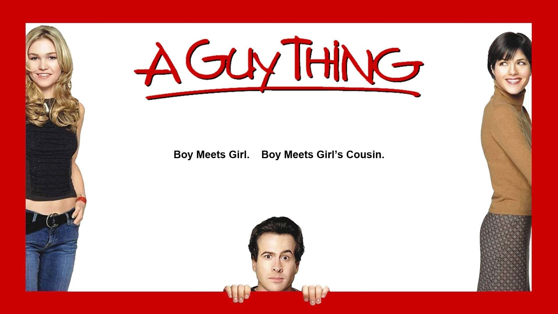 A Guy Thing Movie