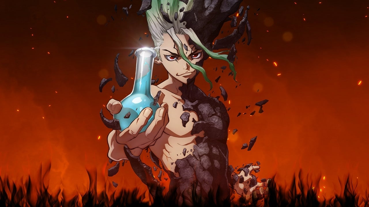 Dr. Stone Full Series