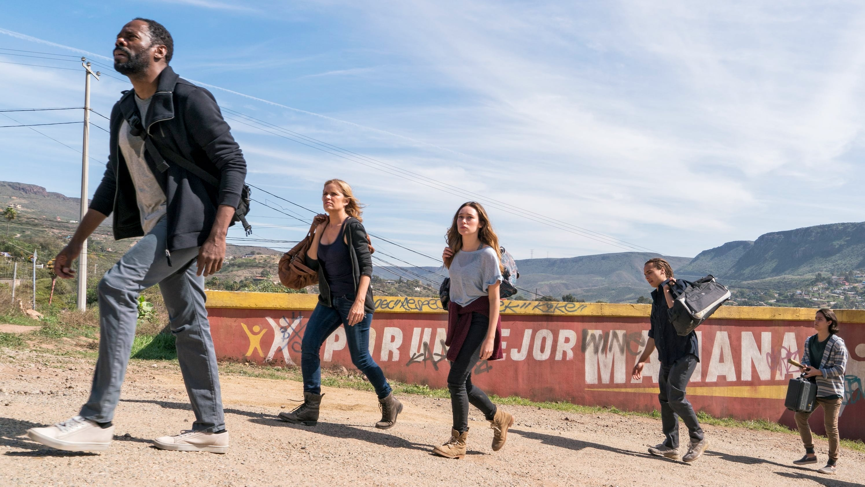fear the walking dead episode 6 stream